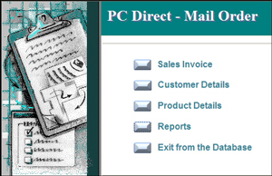 Microsoft Access 2010 enhacing invoice systems
