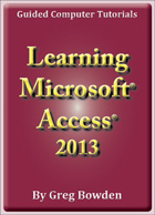 Microsoft Access 2013 tutorials