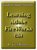 Adobe FireWorks CS4 tutorials