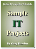 Sample IT Projects for schools